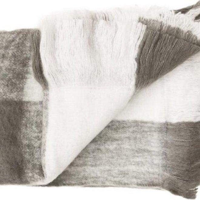 Roxanna - Plaid - 150 x 220 - Grey