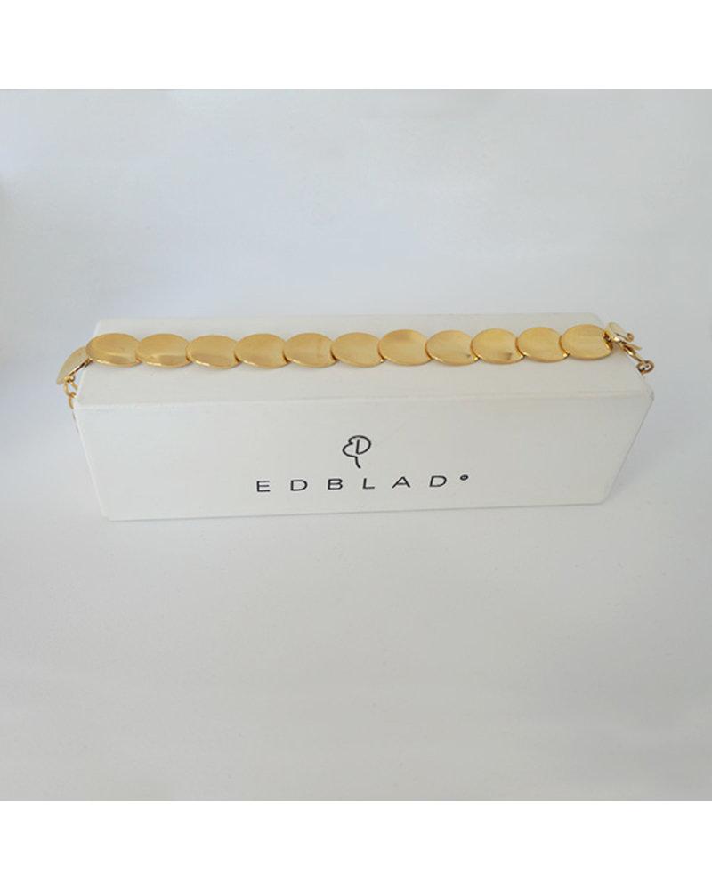 Edblad Edblad Pebble armband | kleur goud