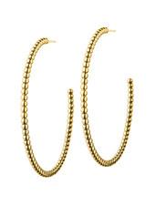 Edblad Domino oorbellen goud