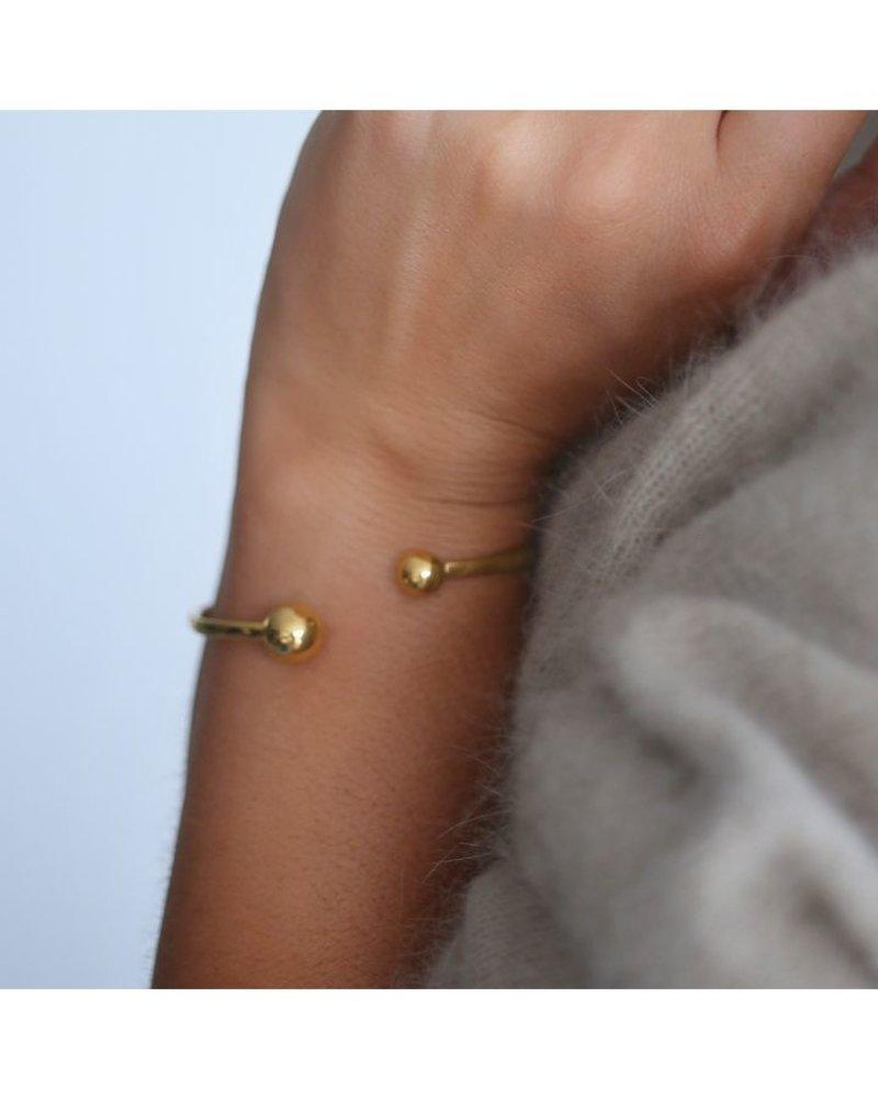 Edblad EDBLAD Atom armband | kleur goud