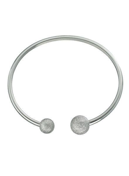 Atom armband zilver