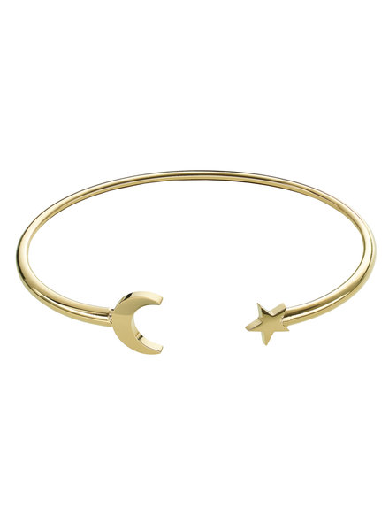 Bright Night armband goud