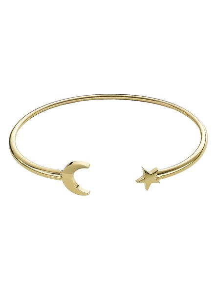 Edblad Bright Night armband goud