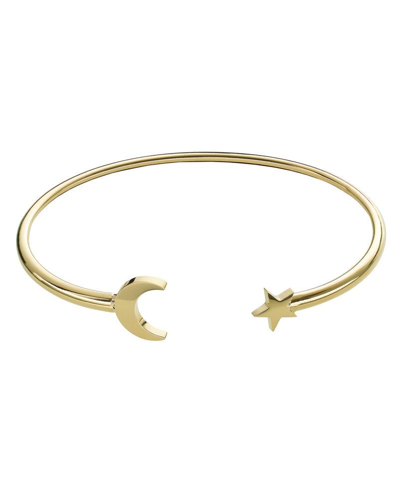 Edblad EDBLAD Bright Night armband | kleur goud