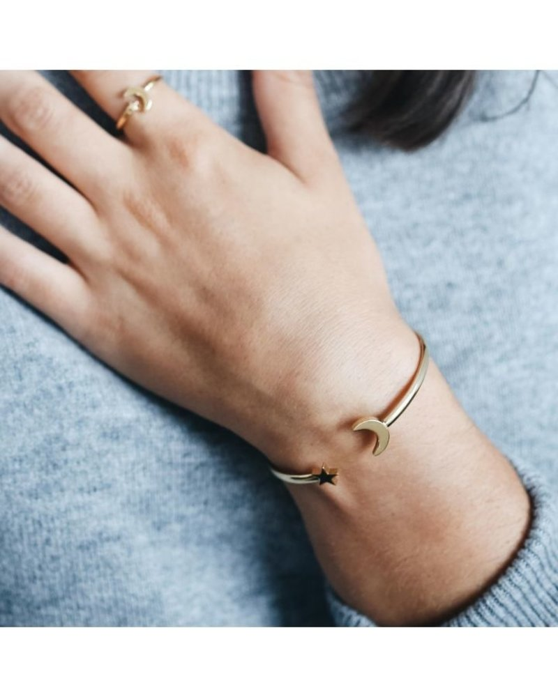 EDBLAD Bright Night armband | kleur goud