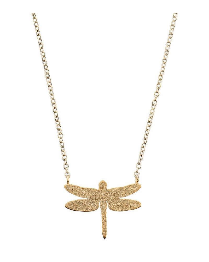 Edblad EDBLAD  Dragonfly ketting| kleur gold