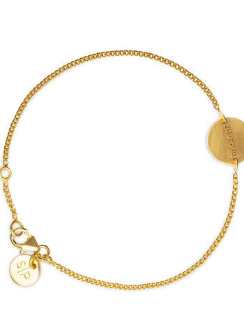 Syster P Minimalistica Breathe armband goud