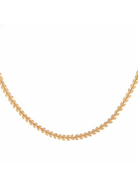Syster P Layers Olivia ketting goud