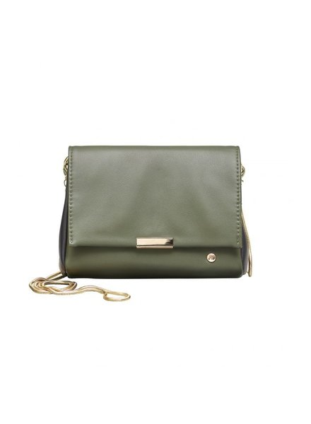 Edblad Alba mini crossbody forest (groen)