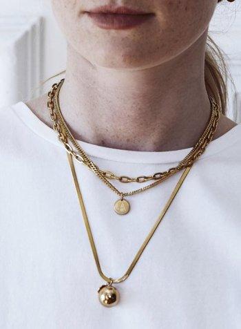 Edblad Perfect layer of chains