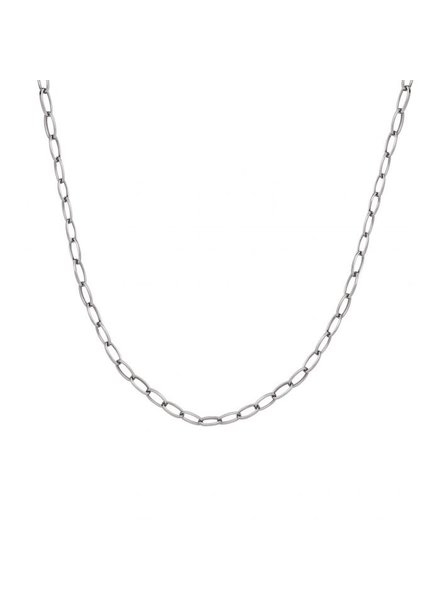 Edblad Chain Linked small 40 cm zilver