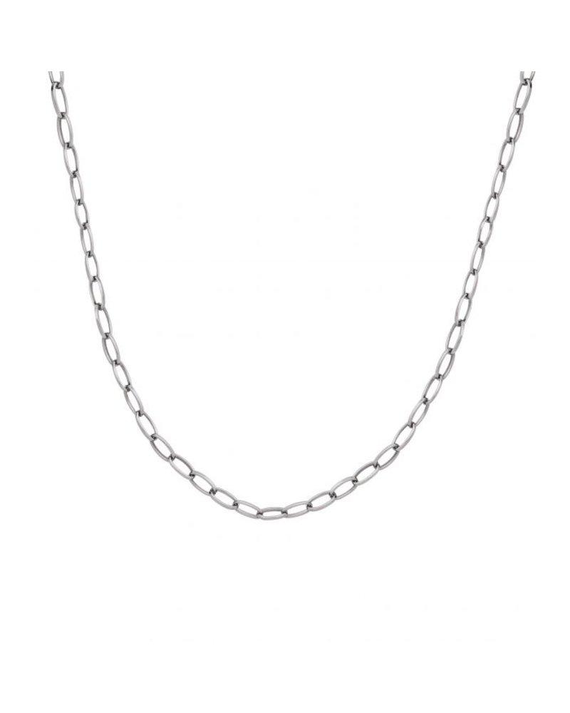 Edblad Edblad Chain Linked small 40 cm| kleur zilver