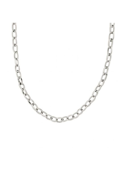Edblad Chain Linked large 40 cm zilver