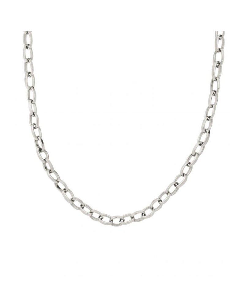 Edblad Edblad Chain Linked large 40 cm| kleur zilver