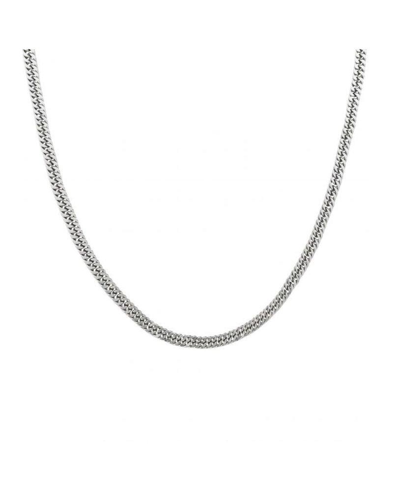 Edblad Edblad Chain Pansar 50 cm| kleur zilver