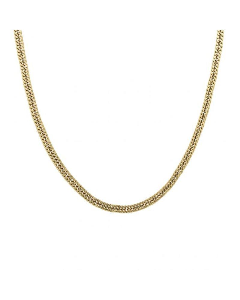 Edblad Edblad Chain Pansar 50 cm| kleur goud