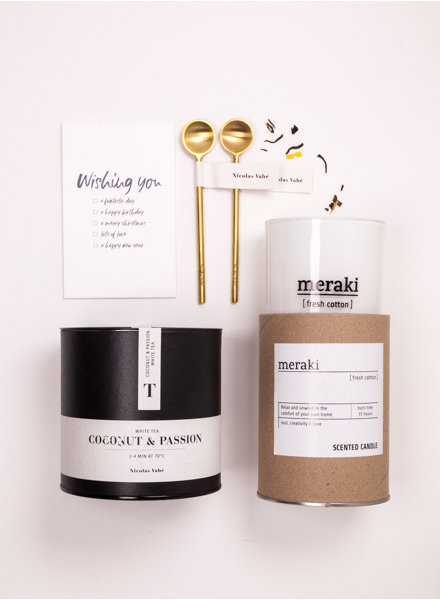 Nicolas Vahé  Giftbox  Teatime