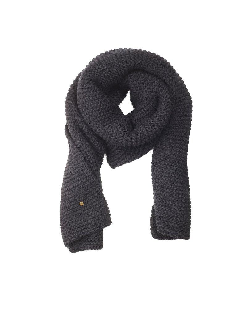 Edblad EDBLAD  sjaal Lovis | kleur zwart