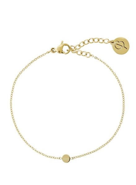 Edblad Confetti armband goud