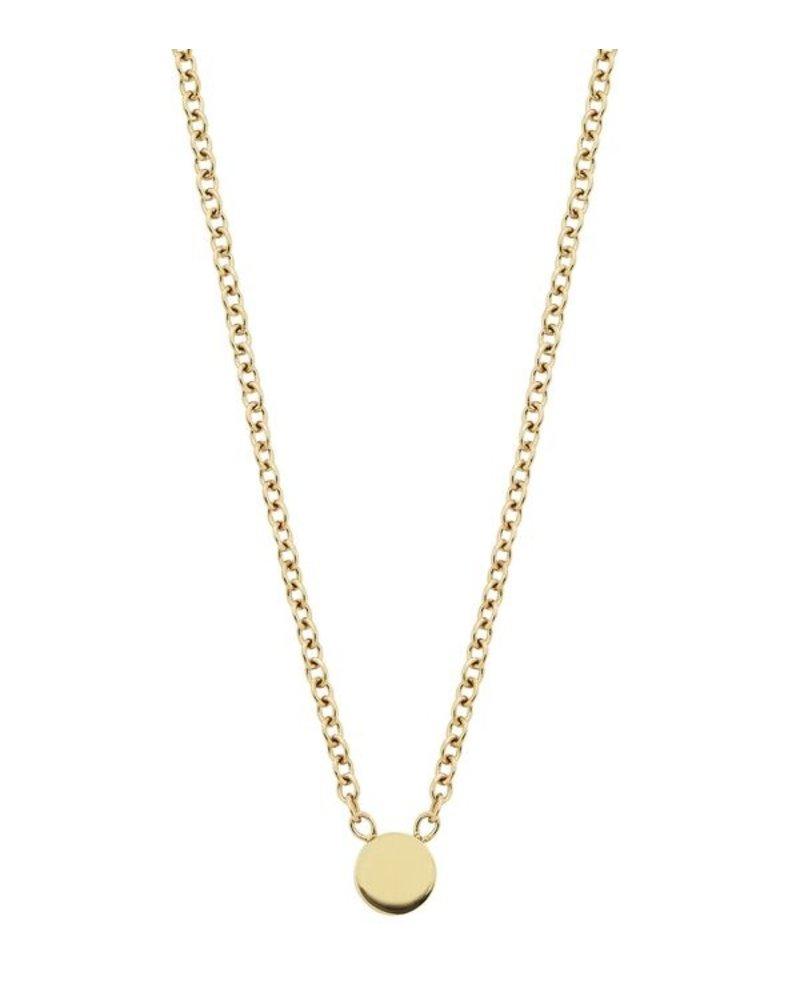 Edblad Edblad Confetti ketting | goud