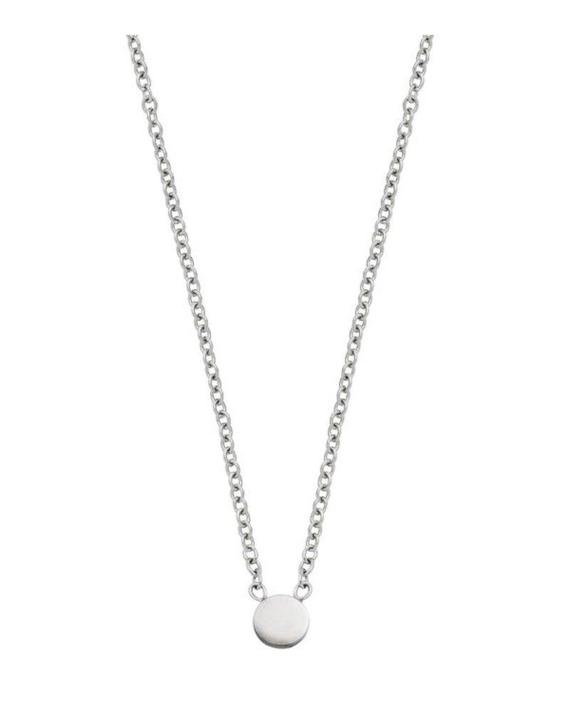 Edblad Edblad Confetti ketting | zilver
