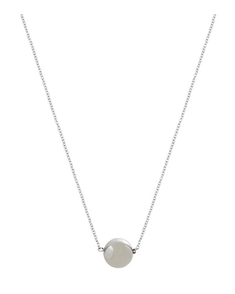 Edblad Edblad Bubble ketting | zilver