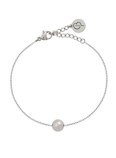Edblad Bubble mini armband zilver