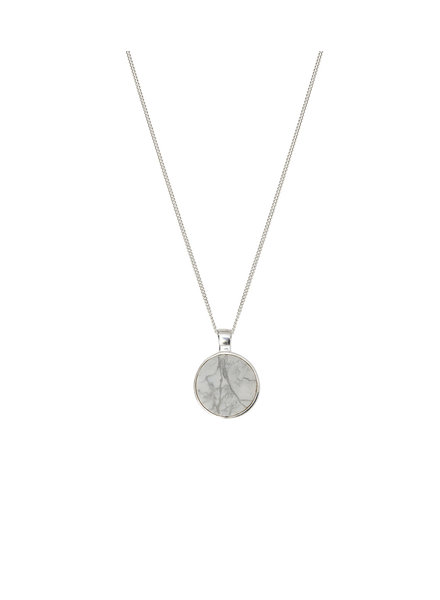 Syster P Karma ketting  'one of a kind' | zilver
