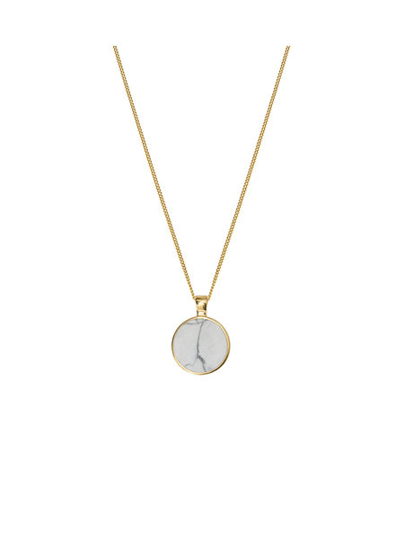 Syster P Karma ketting  'one of a kind'| goud