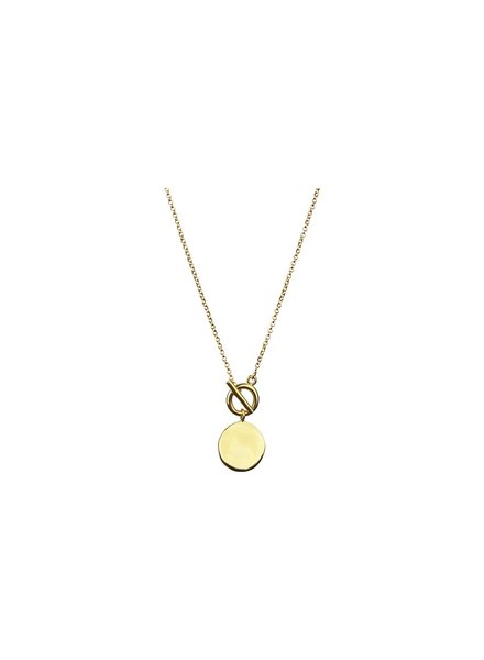 Syster P Links True Love ketting | goud