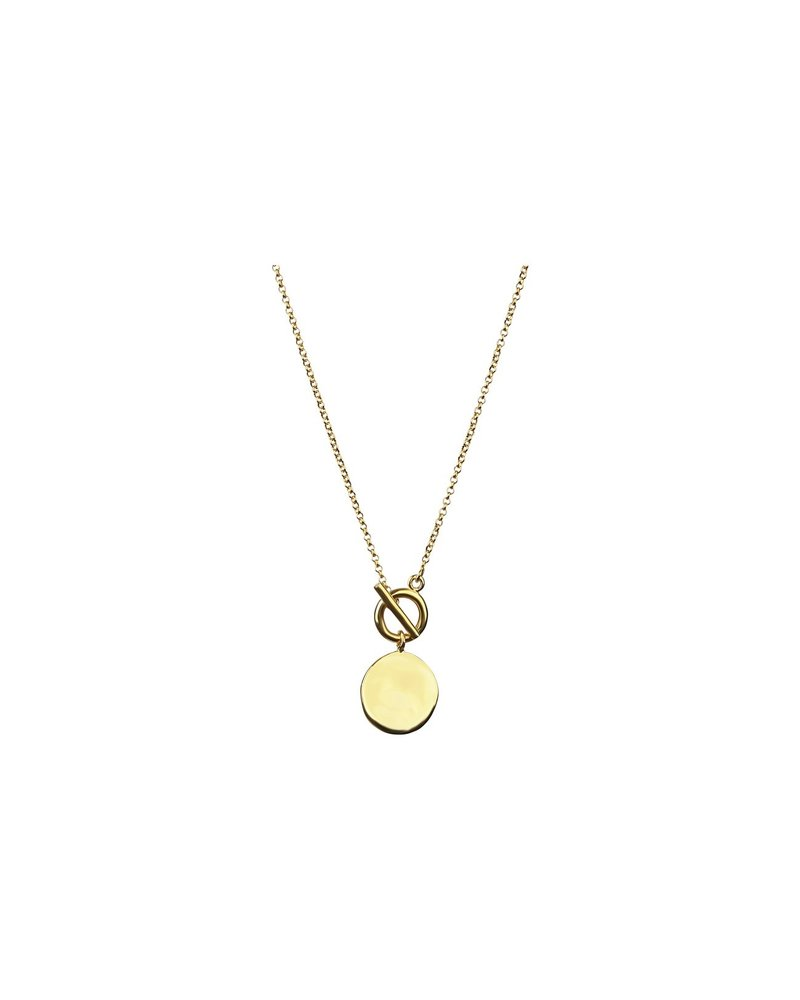 Syster P Syster P Links True Love ketting | goud