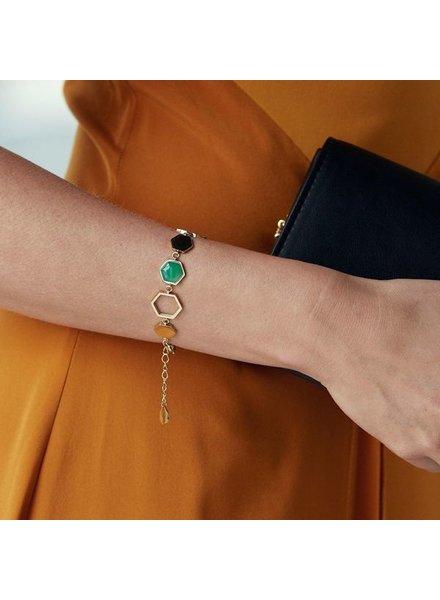 Edblad Sapphire armband Harmony goud