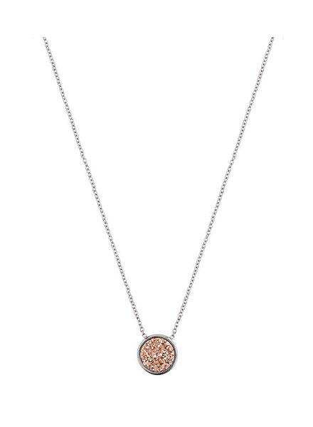 Edblad Estelle ketting rosé/zilver