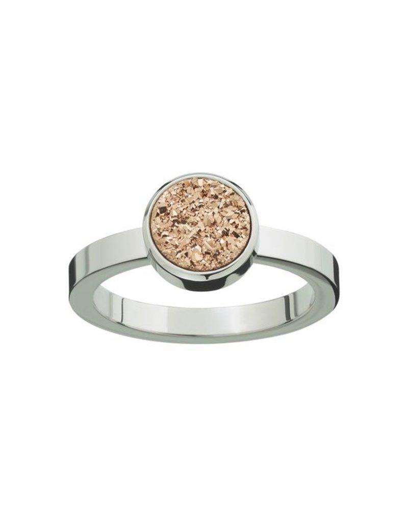 Edblad Edblad Estelle ring rosé | zilver