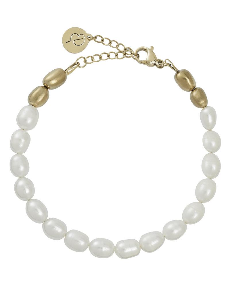 Edblad Noblesse armband | mat goud