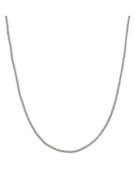 Edblad Tinsel ketting steel 42cm