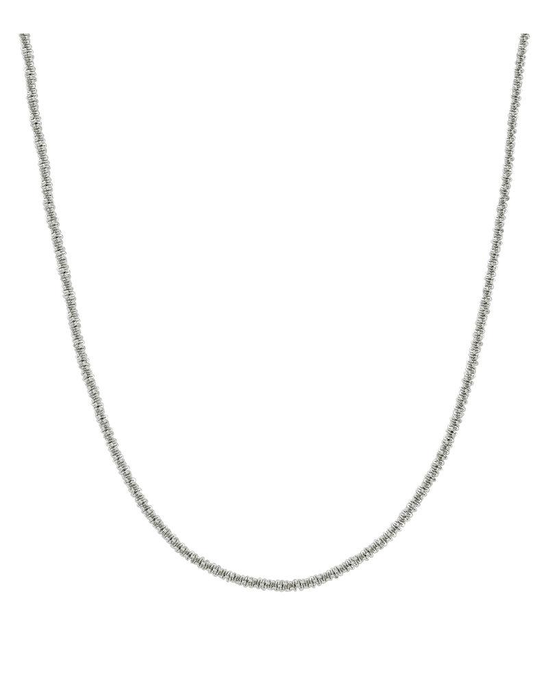 Edblad Tinsel ketting  steel | 42 cm