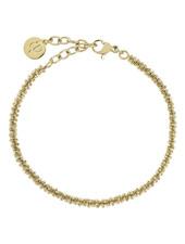 Edblad Tinsel armband goud verguld