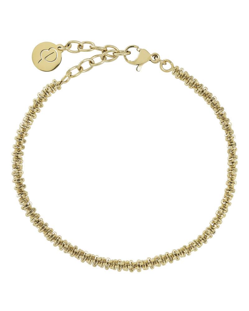 Edblad Tinsel armband goud
