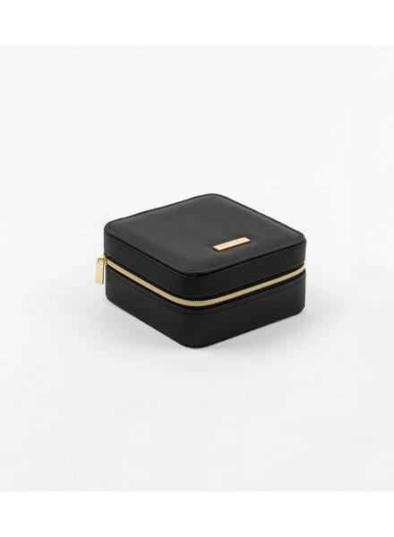 Syster P Sieradenbox klein zwart