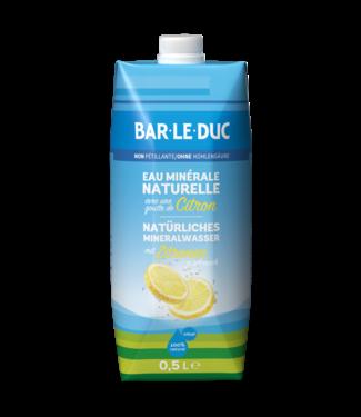 Bar-Le-Duc Mineralwasser still im Karton Zitronengeschmack 12x50cl