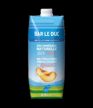 Bar-Le-Duc Mineralwasser still im Karton Pfirsichgeschmack 12x50cl