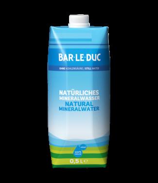 Bar-Le-Duc Mineralwasser still im Karton 12x50cl