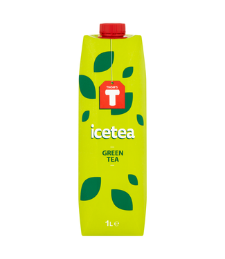 Thom's Tea Green Tea Karton 6x1ltr