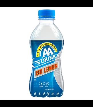 AA Drink Iso Lemon 24x0,33ltr