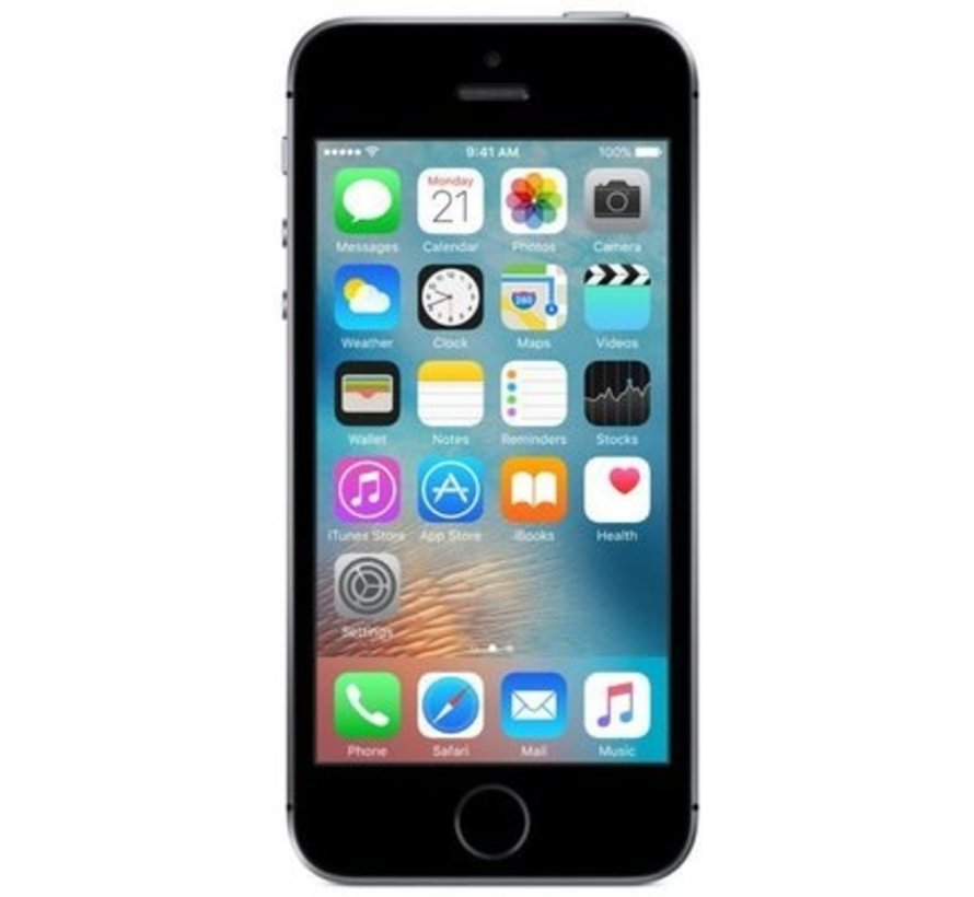 iPhone SE 16GB Zwart