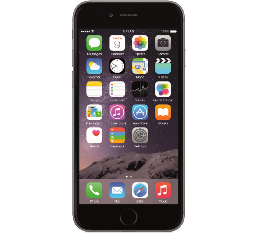 iPhone 6 16GB Zwart