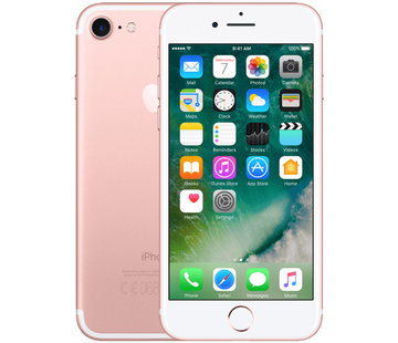 Apple iPhone 7 128GB Roségoud