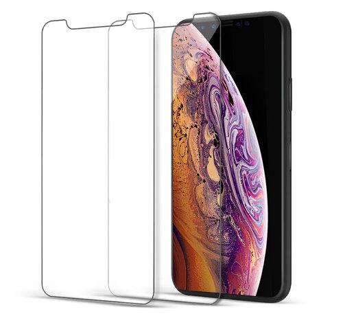 Glazen anti barst & kras screenprotector voor iPhone SE/6/6+/6S/6S+/7/7+/8/8+/X
