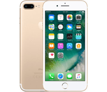 iPhone 7 Plus 128GB Goud